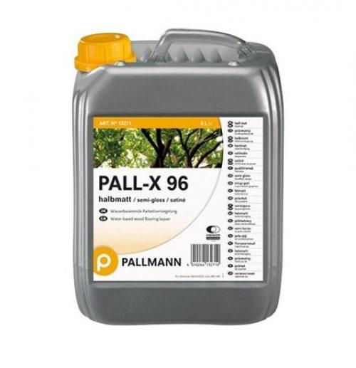 Премиум паркетный лак PALL-X 96